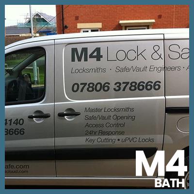 M4 Lock and Safe Bath