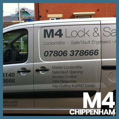 M4 Lock and Safe Chippenham