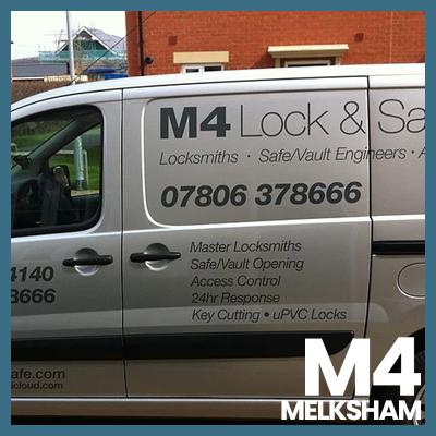 M4 Lock and Safe Melksham
