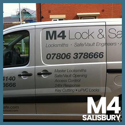M4 Lock and Safe Salisbury