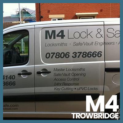 M4 Lock and Safe Trowbridge