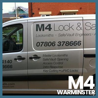 M4 Lock and Safe Warminster