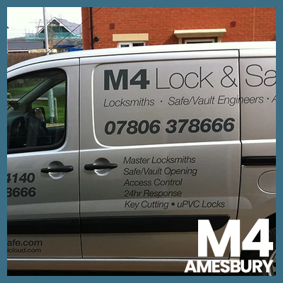 M4 Lock and Safe Amesbury